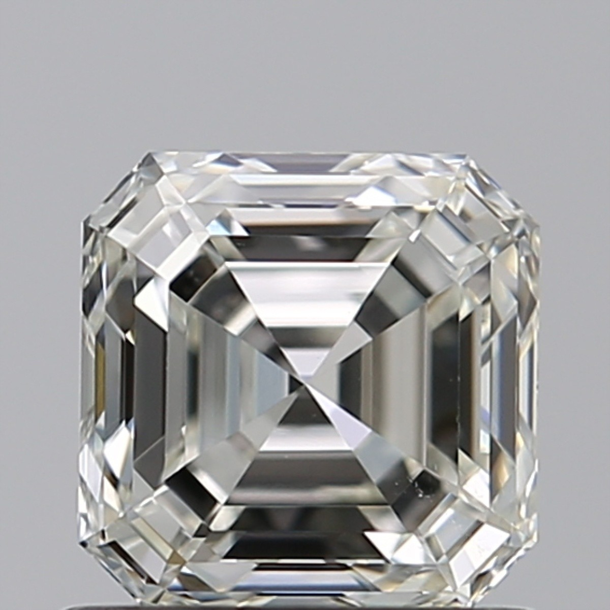 1.01 Carat Asscher Diamond (J/VS2)