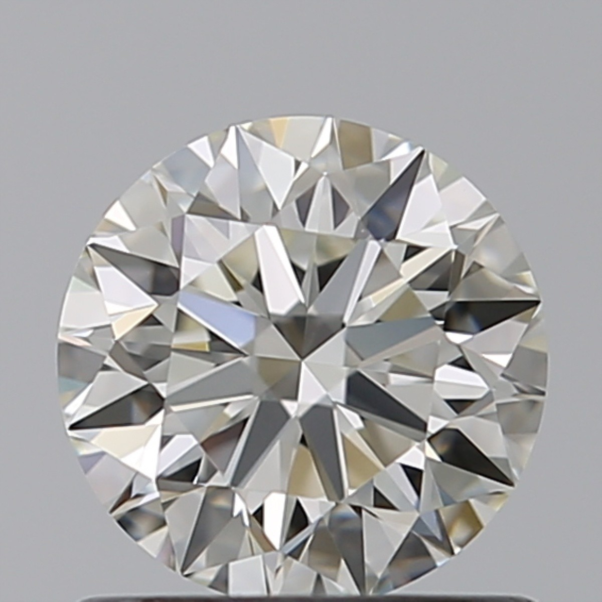 0.80 Carat Round Brilliant Diamond (J/VVS1)