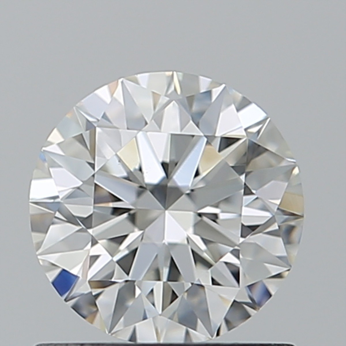 0.75 Carat Round Brilliant Diamond (F/VS2)