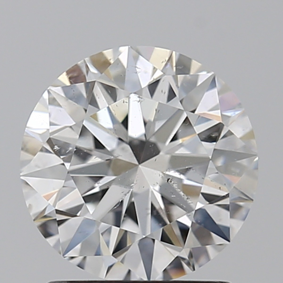 1.35 Carat Round Brilliant Diamond (D/SI2)