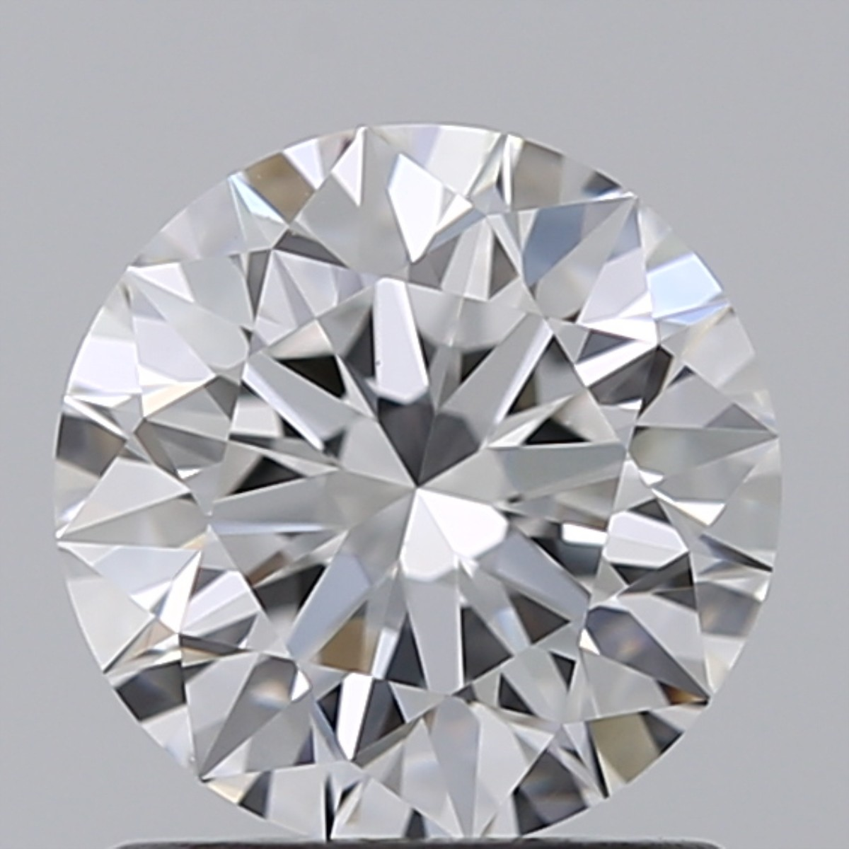 1.00 Carat Round Brilliant Diamond (D/VS1)