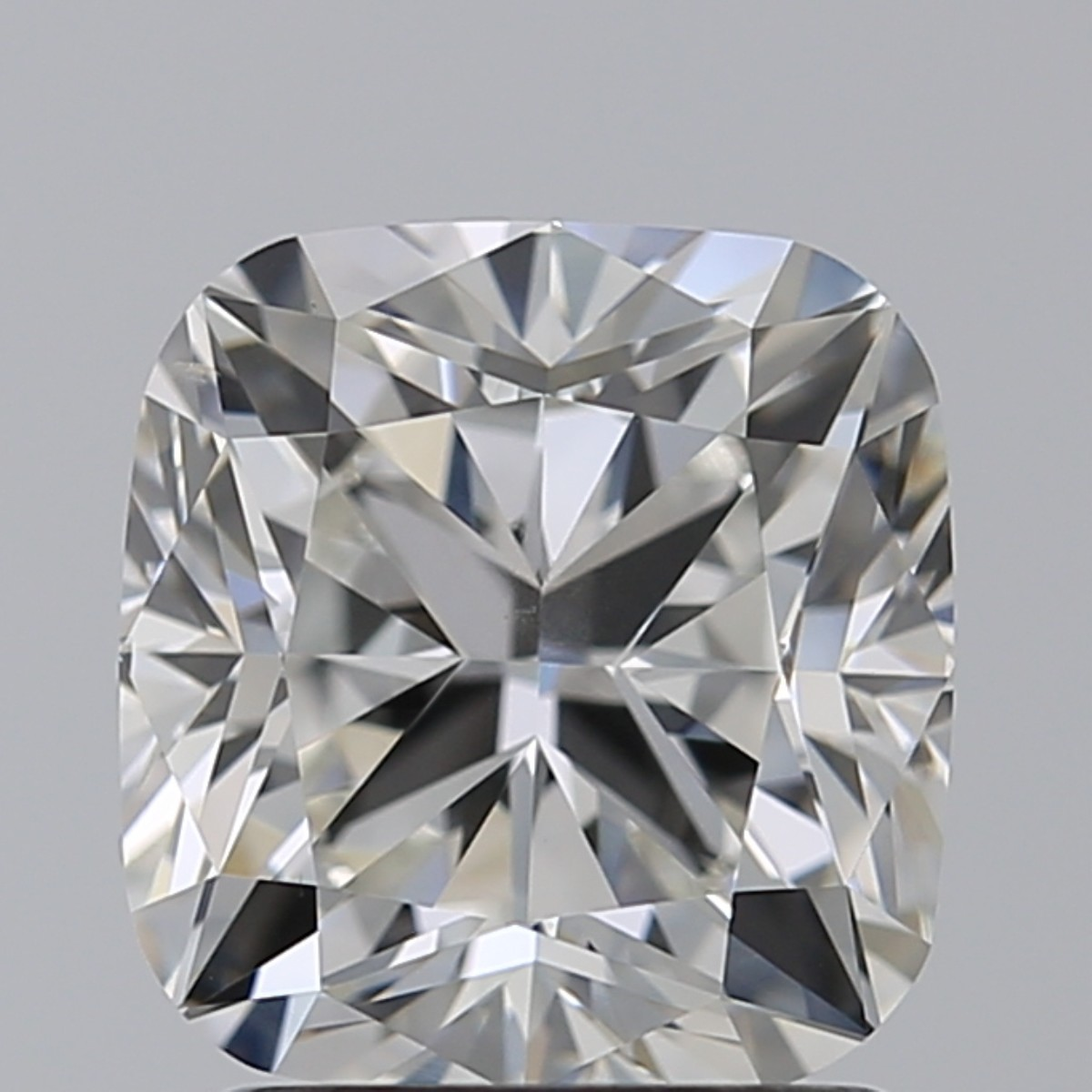 2.02 Carat Cushion Diamond (H/VS1)