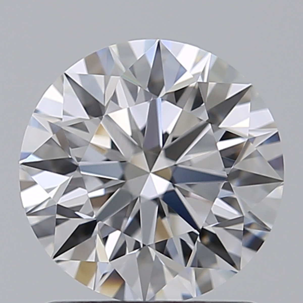 1.31 Carat Round Brilliant Diamond (D/FL)