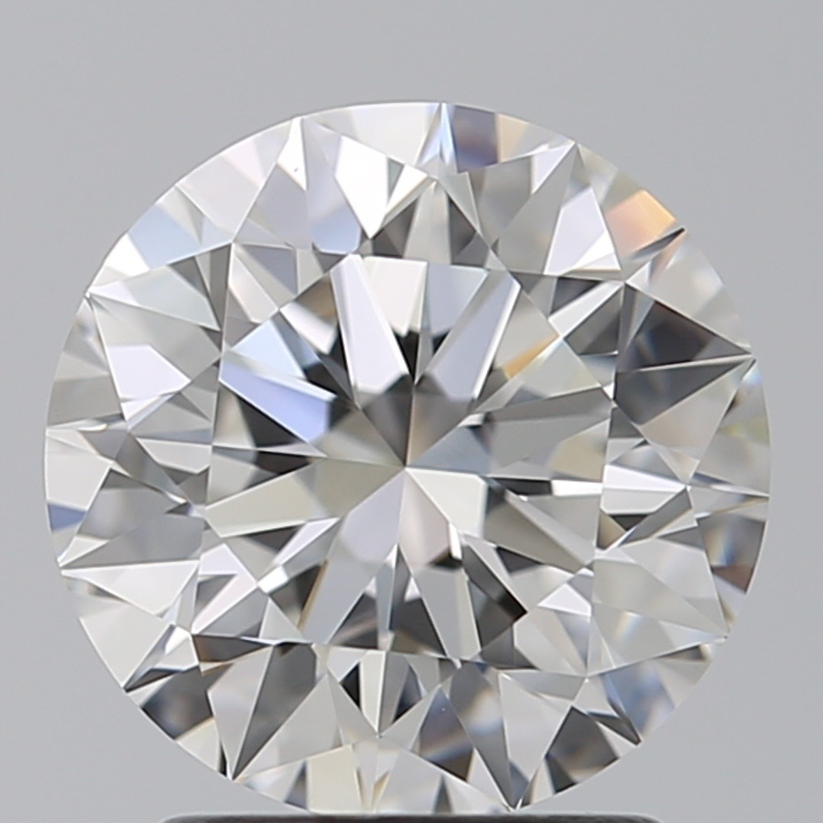 2.01 Carat Round Brilliant Diamond (F/VS1)