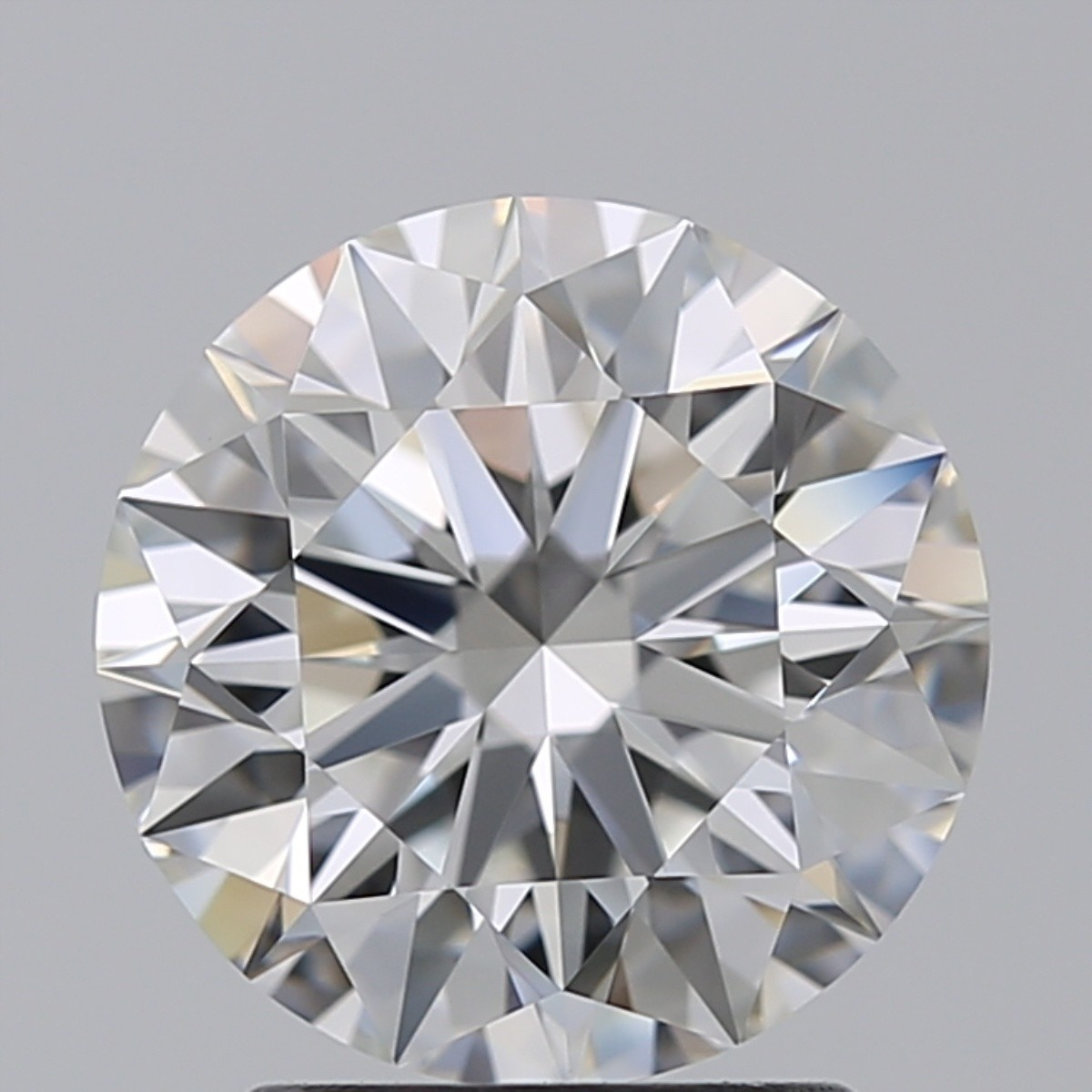 2.03 Carat Round Brilliant Diamond (F/VVS2)