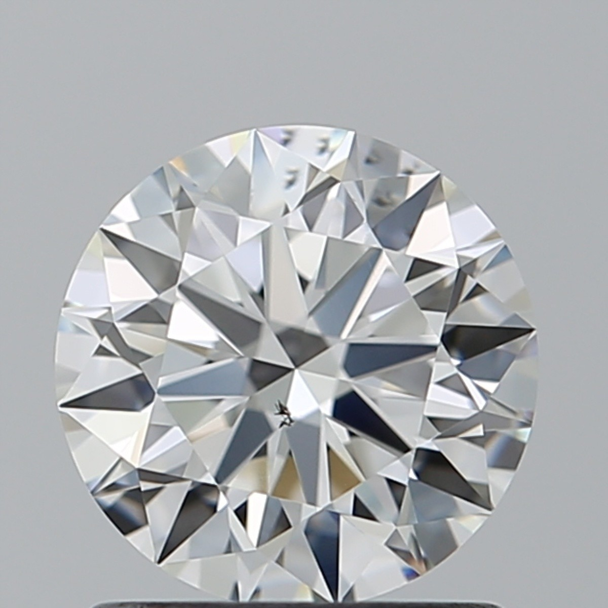 1.05 Carat Round Brilliant Diamond (G/SI1)
