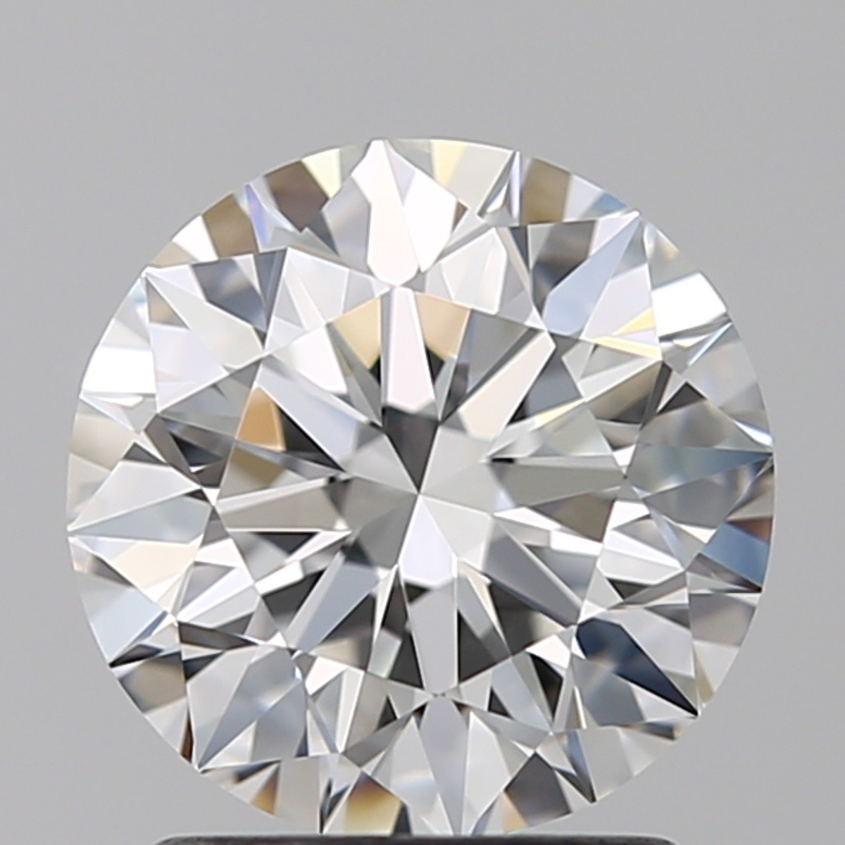 1.58 Carat Round Brilliant Diamond (F/VVS1)