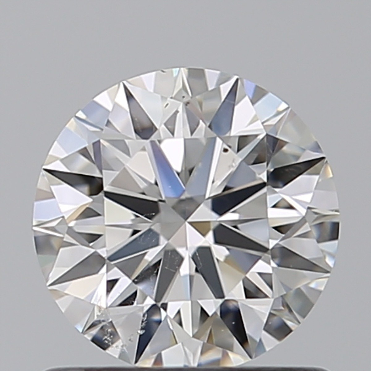 0.80 Carat Round Brilliant Diamond (E/SI1)