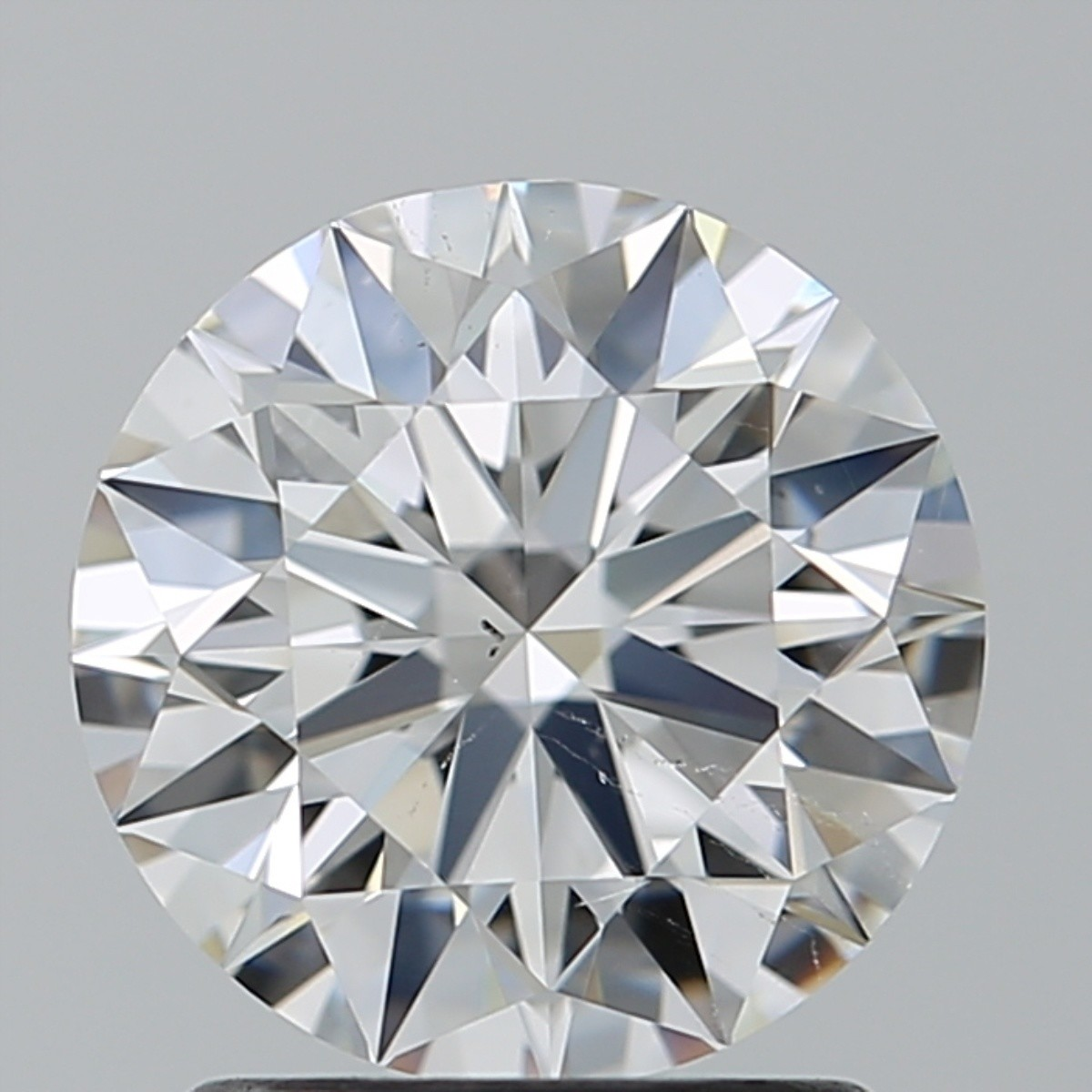 1.60 Carat Round Brilliant Diamond (E/SI1)