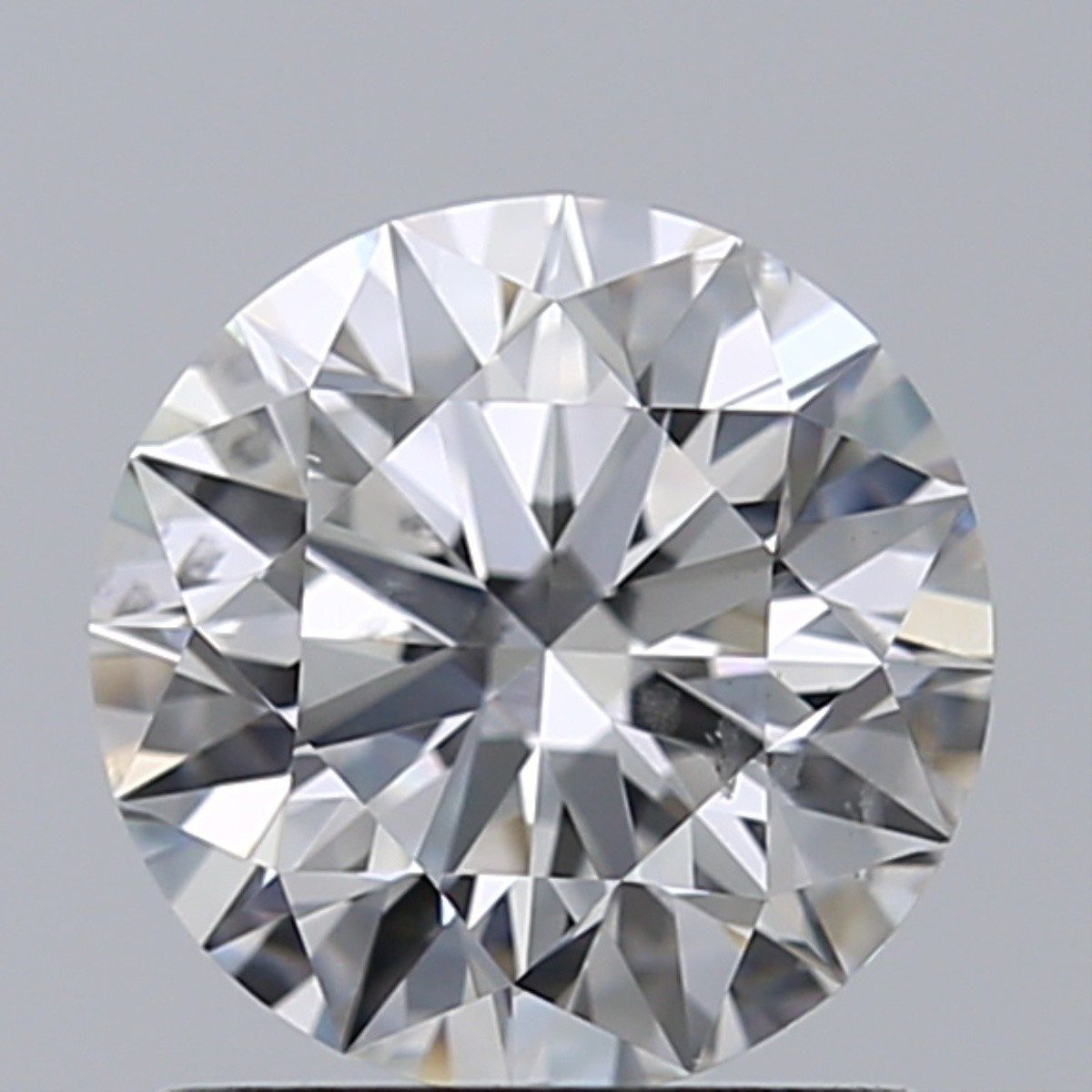 1.03 Carat Round Brilliant Diamond (E/SI1)