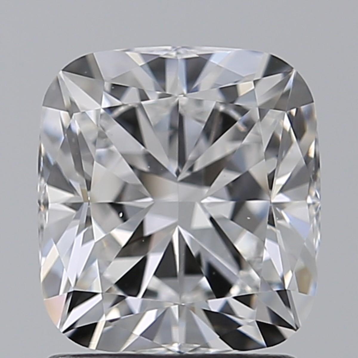 1.55 Carat Cushion Diamond (D/VS2)
