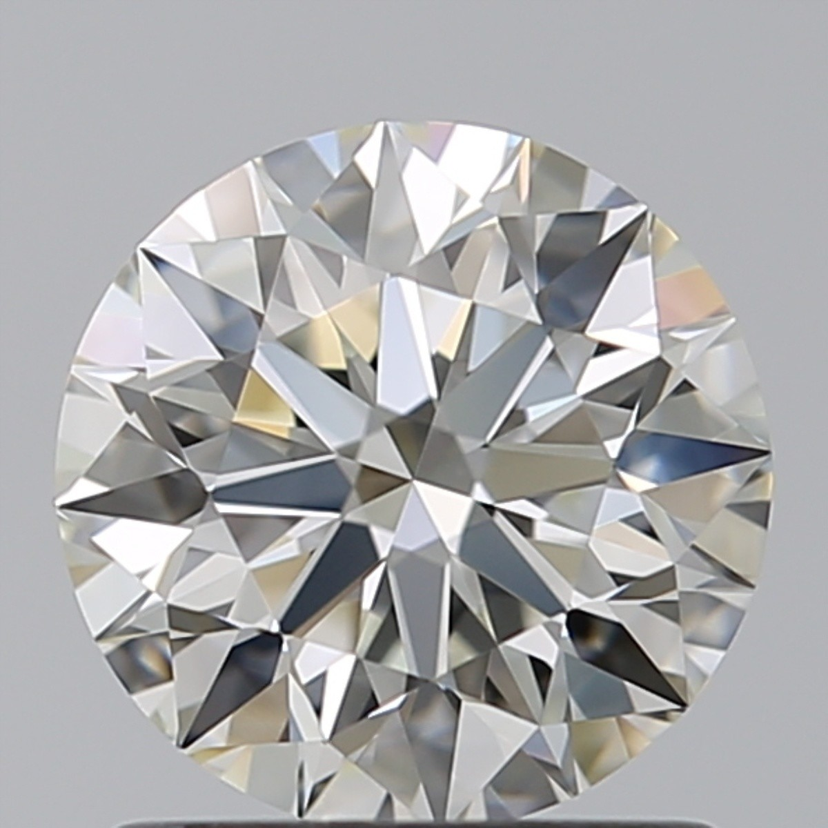 1.06 Carat Round Brilliant Diamond (I/IF)