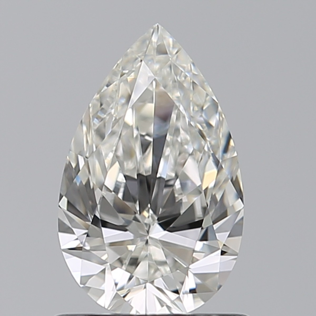 0.81 Carat Pear Diamond (G/IF)