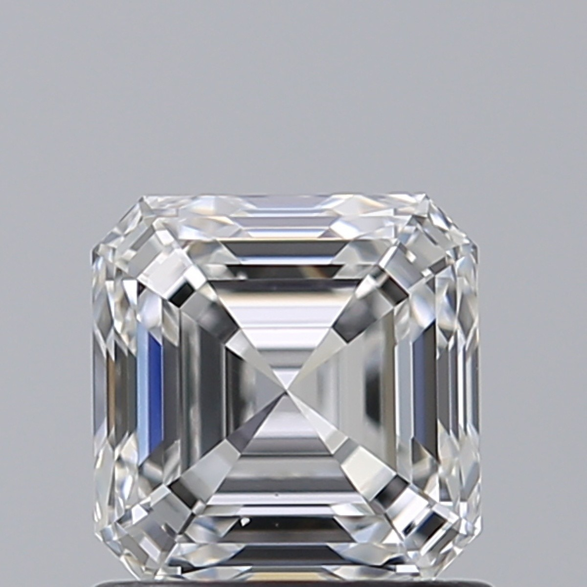 1.01 Carat Asscher Diamond (E/VS1)