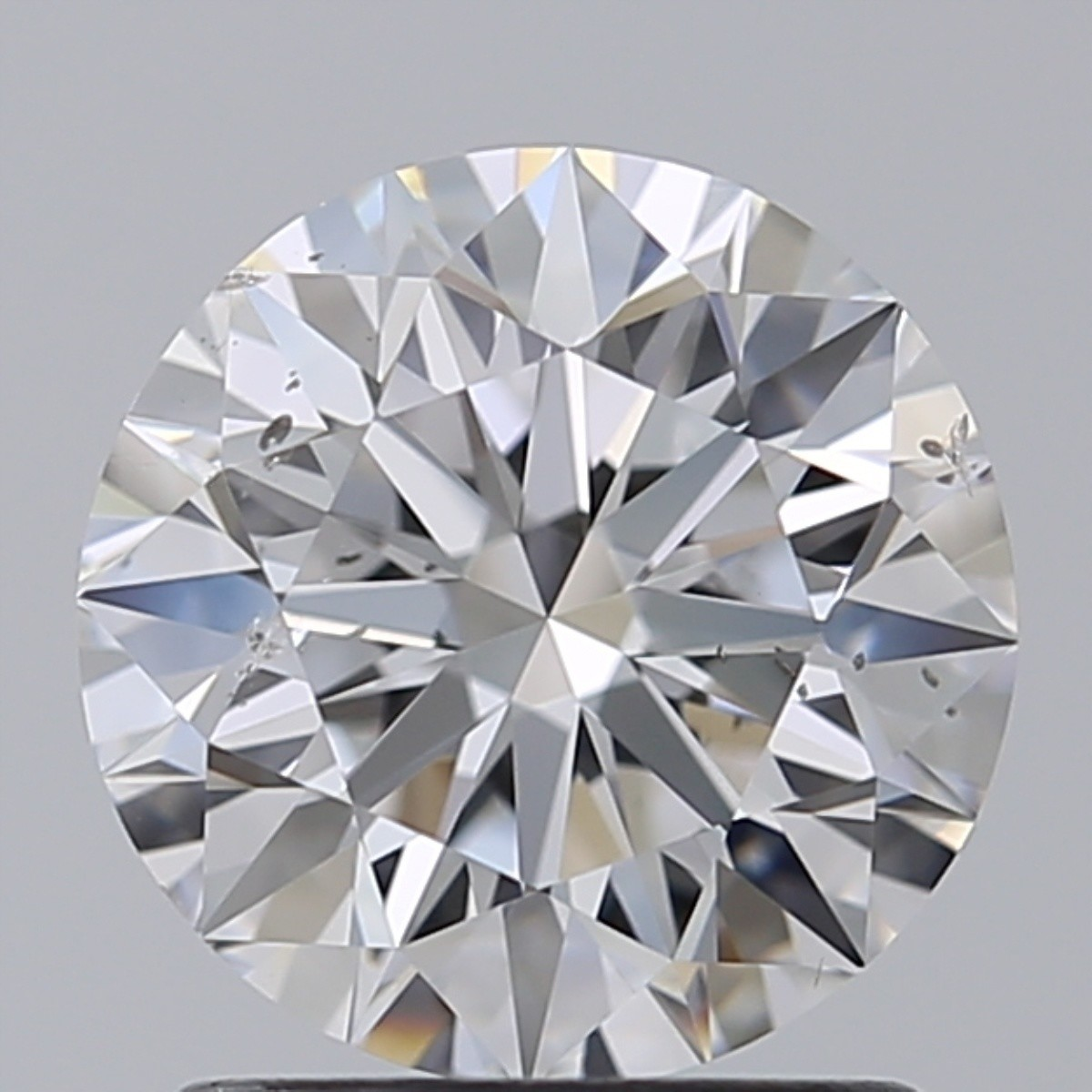 1.45 Carat Round Brilliant Diamond (D/SI1)
