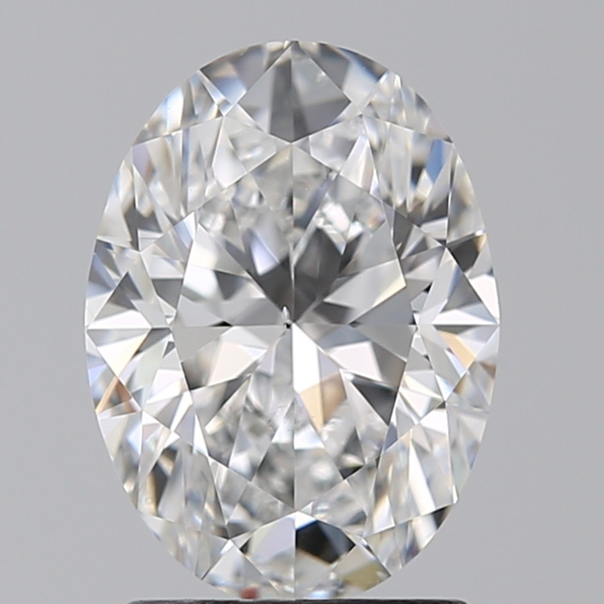1.70 Carat Oval Diamond (E/SI1)