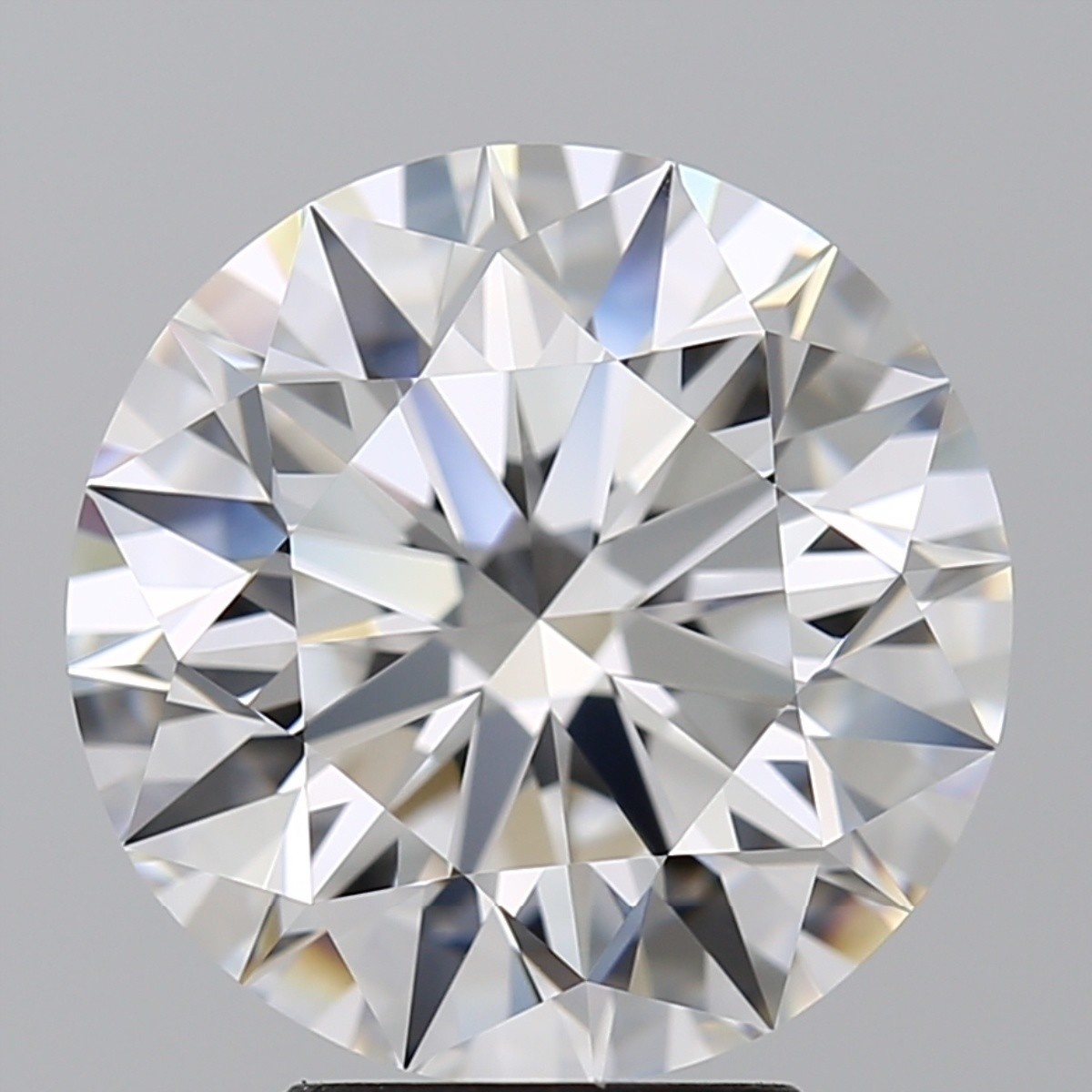 3.98 Carat Round Brilliant Diamond (D/FL)
