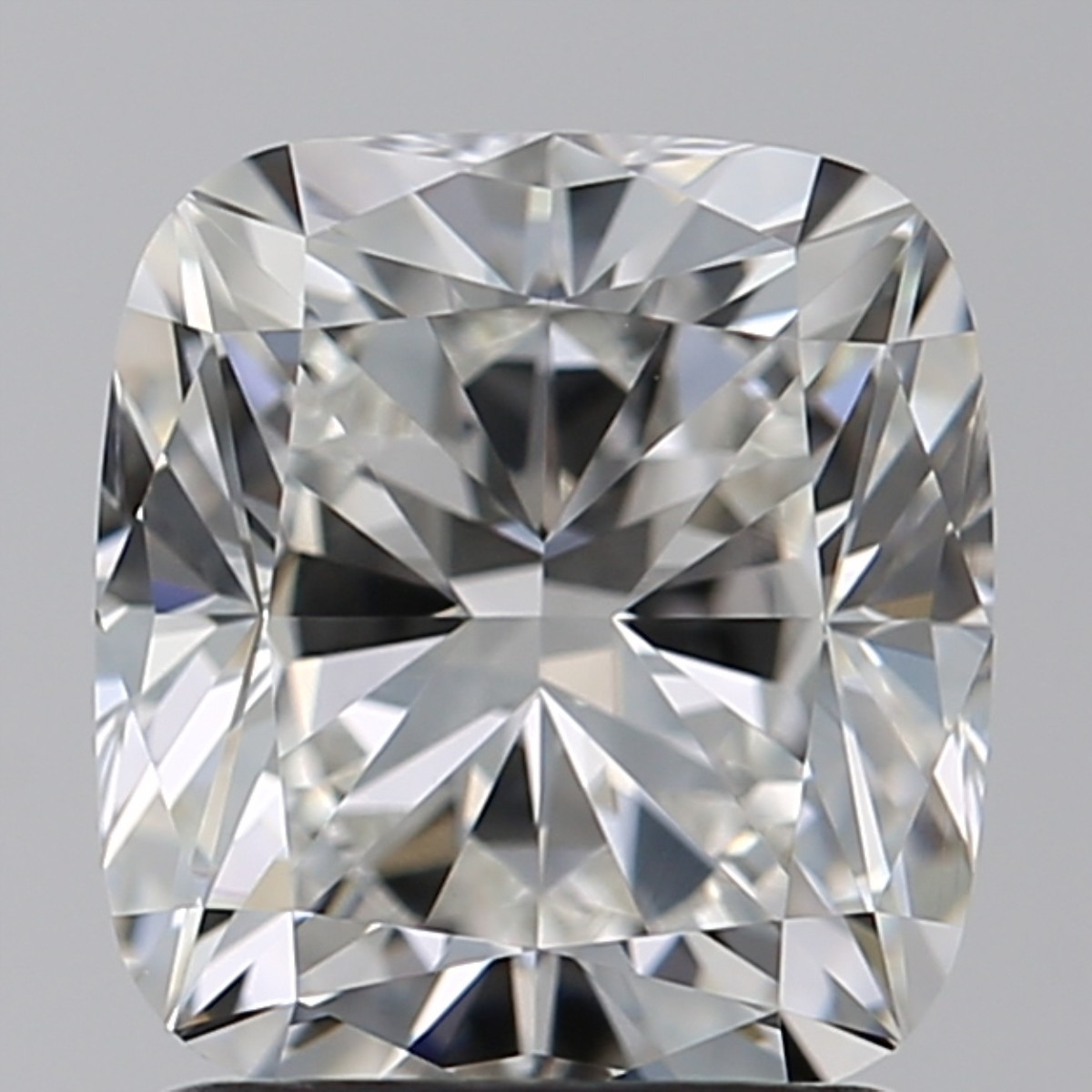 1.53 Carat Cushion Diamond (F/VVS2)
