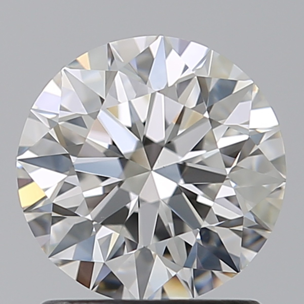 1.23 Carat Round Brilliant Diamond (E/VS1)