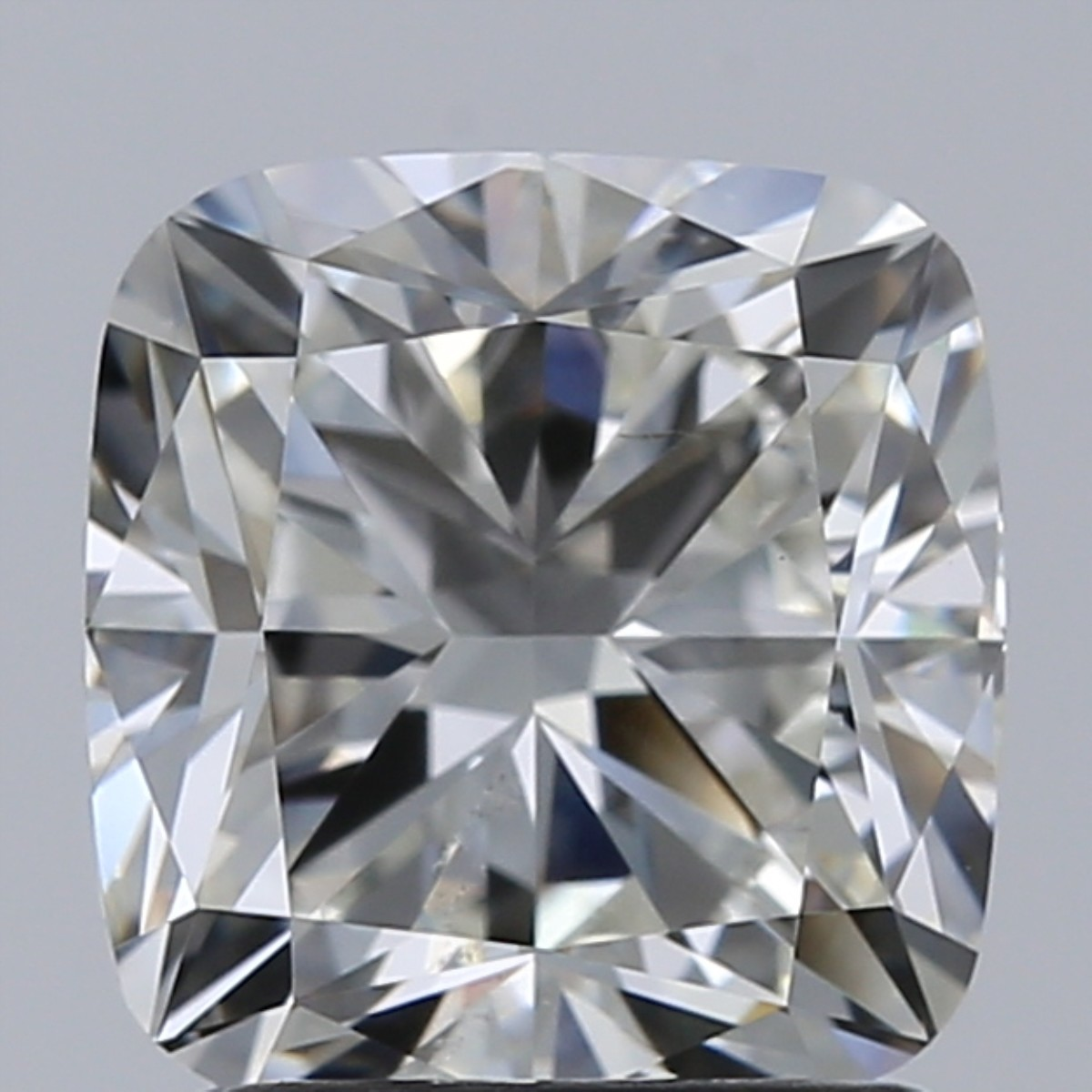 2.01 Carat Cushion Diamond (I/SI1)