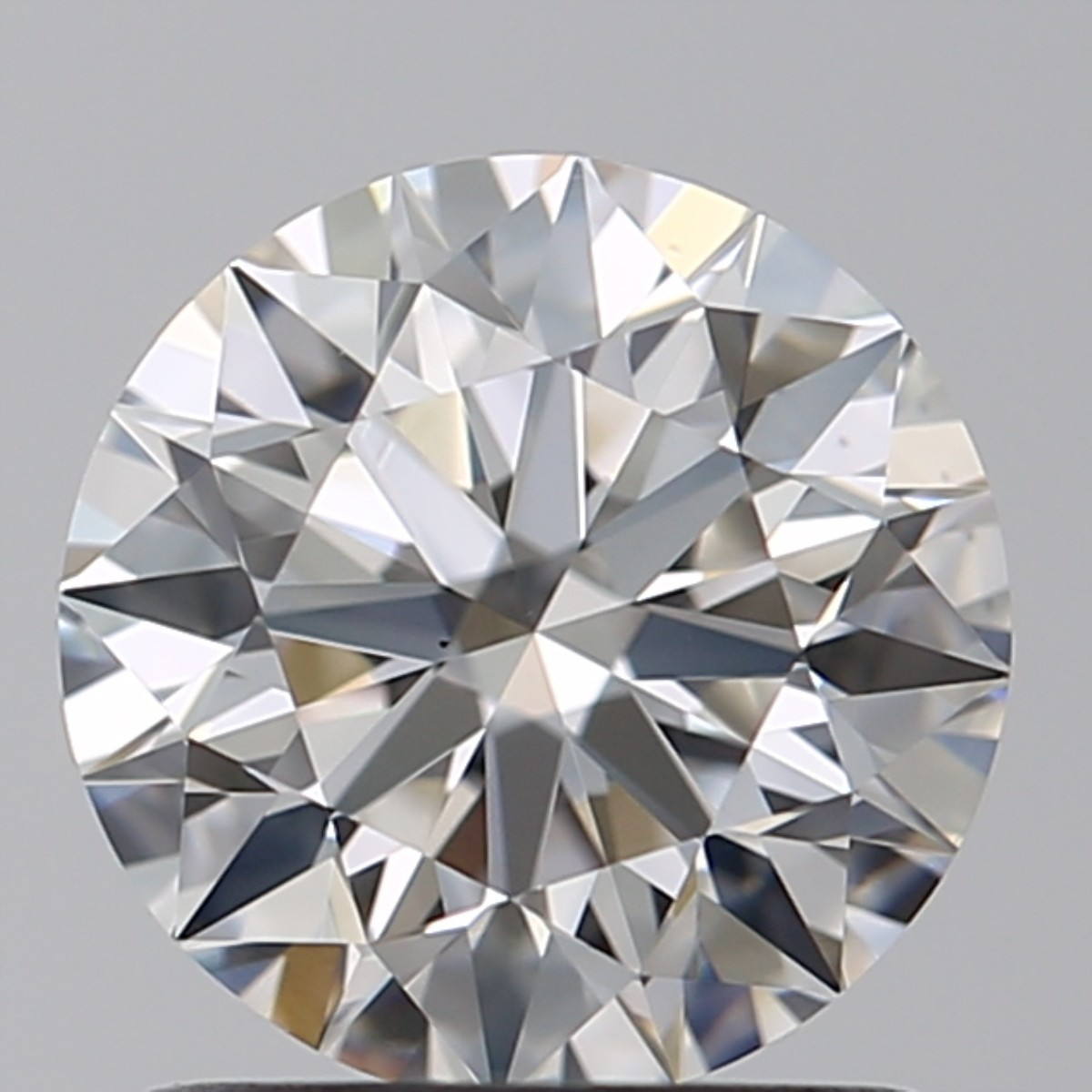 1.27 Carat Round Brilliant Diamond (G/VS1)