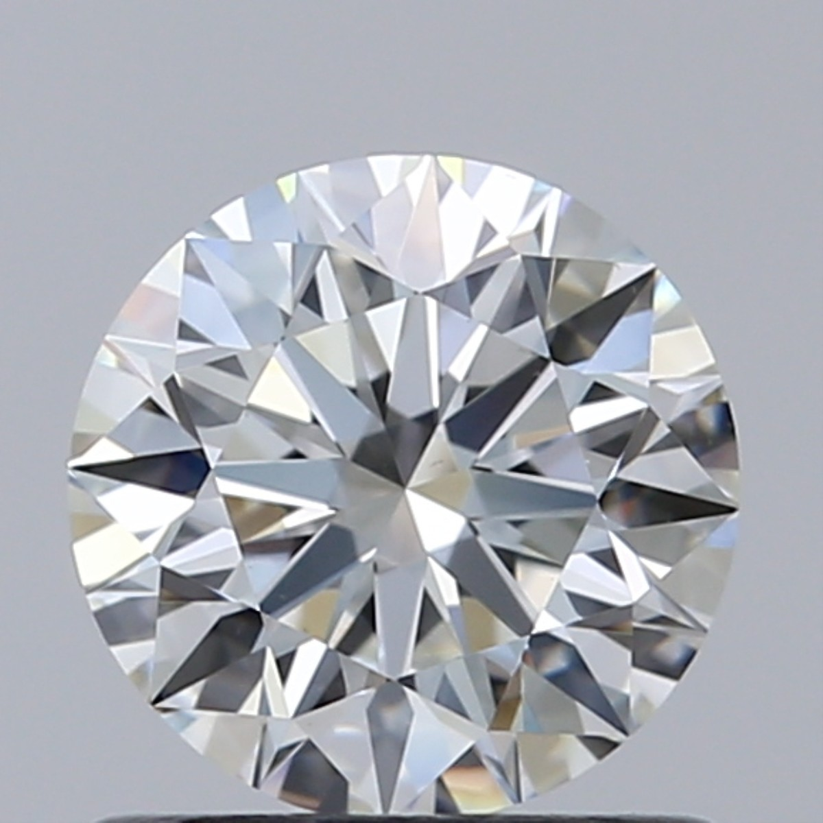 0.85 Carat Round Brilliant Diamond (F/VS1)