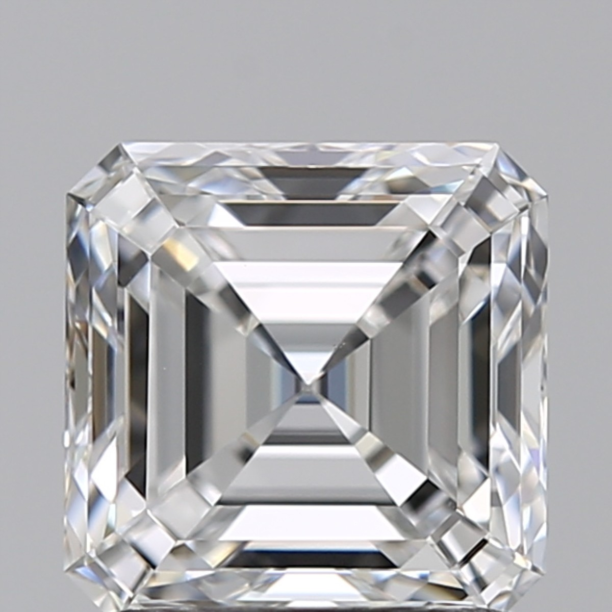 1.70 Carat Asscher Diamond (E/VS1)