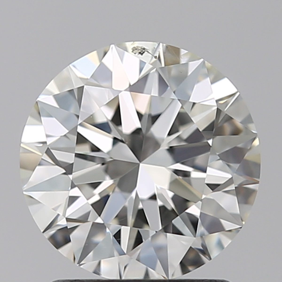 1.50 Carat Round Brilliant Diamond (I/SI1)