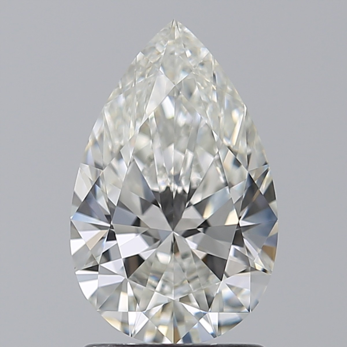1.55 Carat Pear Diamond (H/IF)