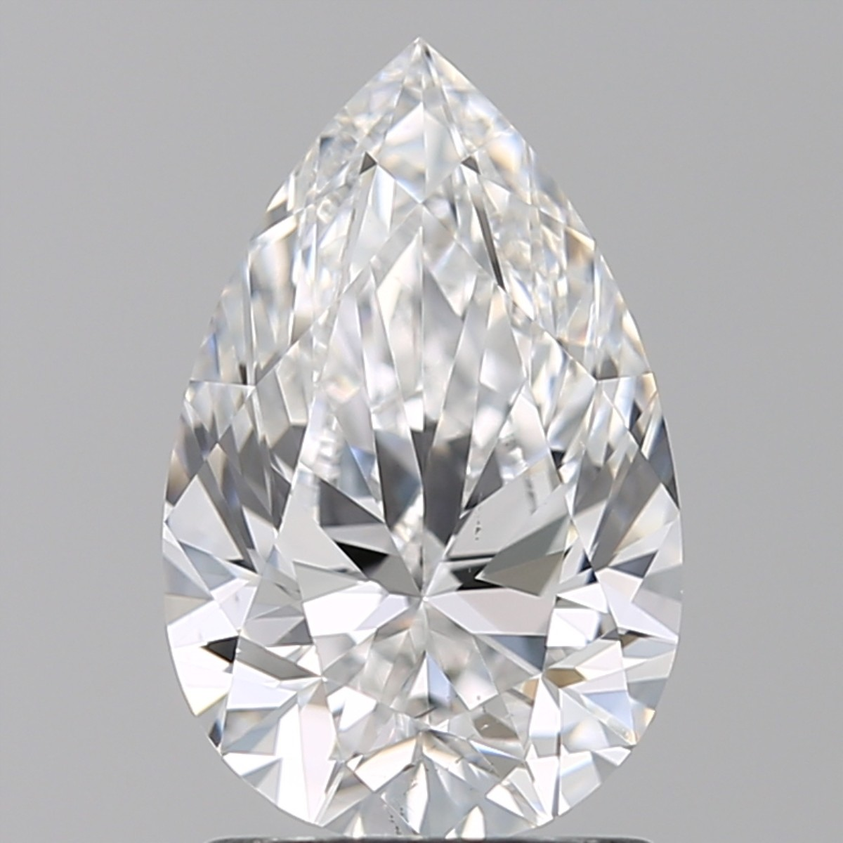 1.50 Carat Pear Diamond (E/VS2)