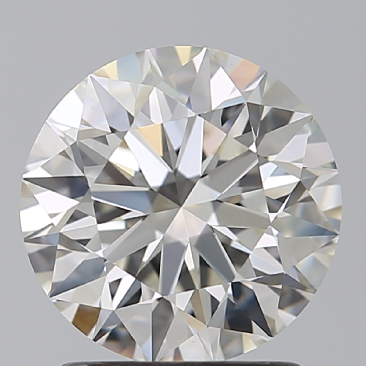 1.60 Carat Round Brilliant Diamond (H/VVS2)