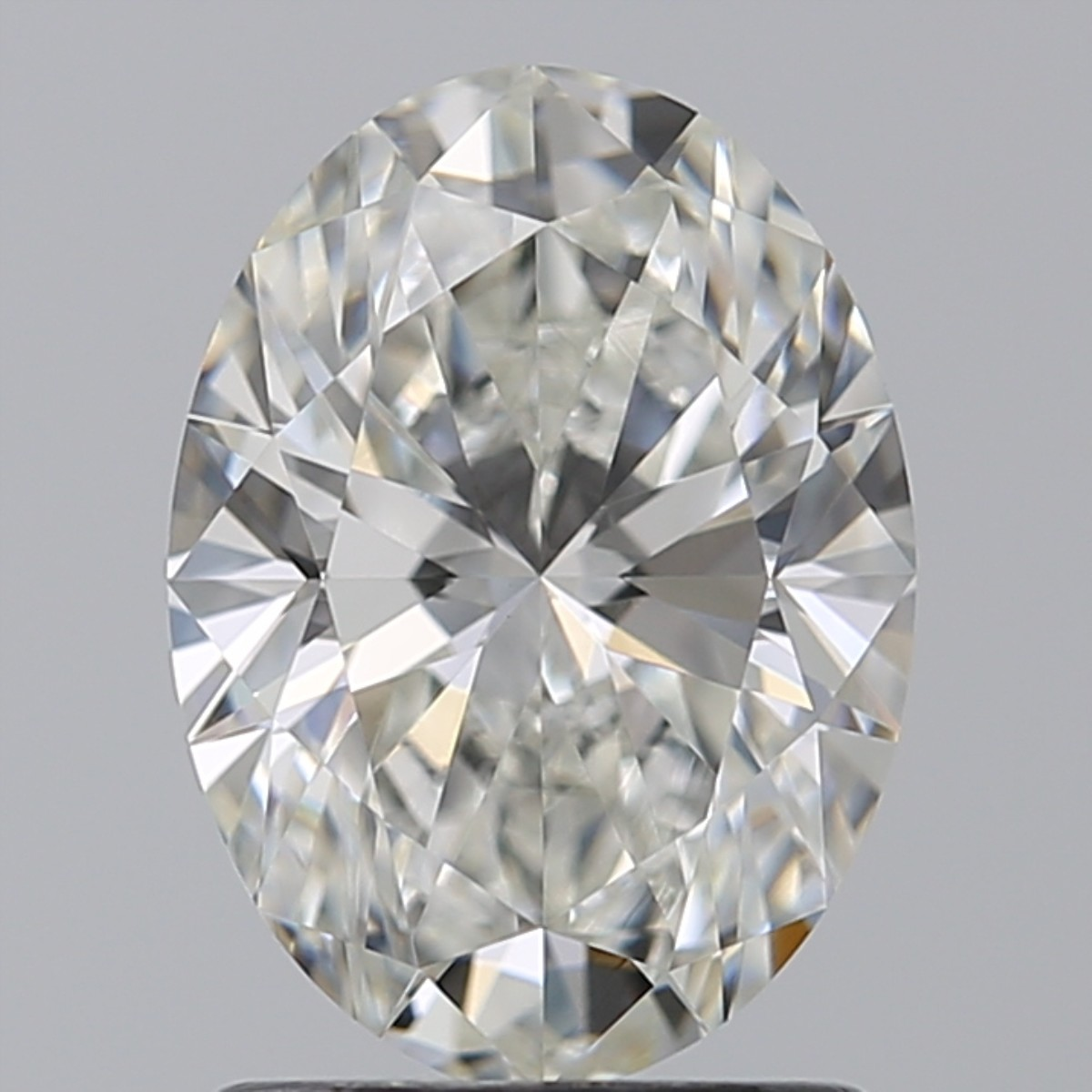 1.54 Carat Oval Diamond (H/VVS2)