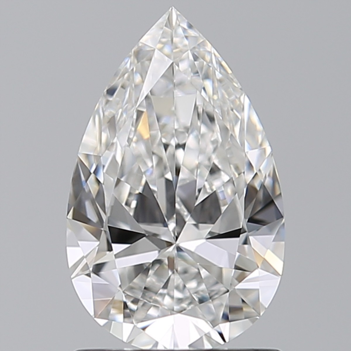 1.01 Carat Pear Diamond (E/IF)