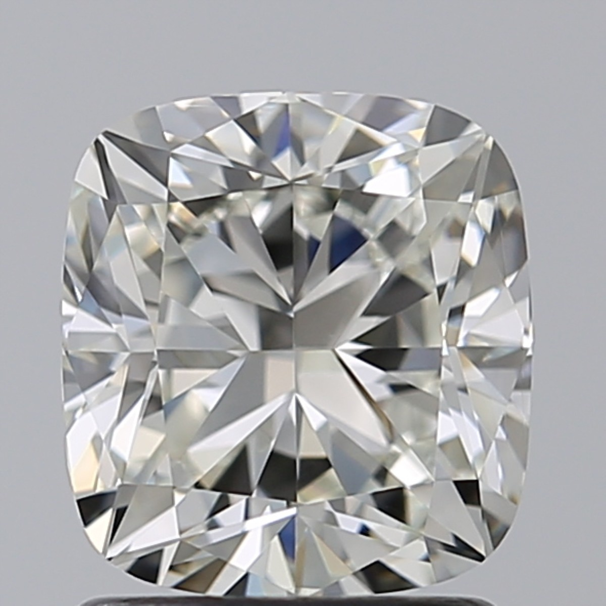 1.50 Carat Cushion Diamond (J/VS1)