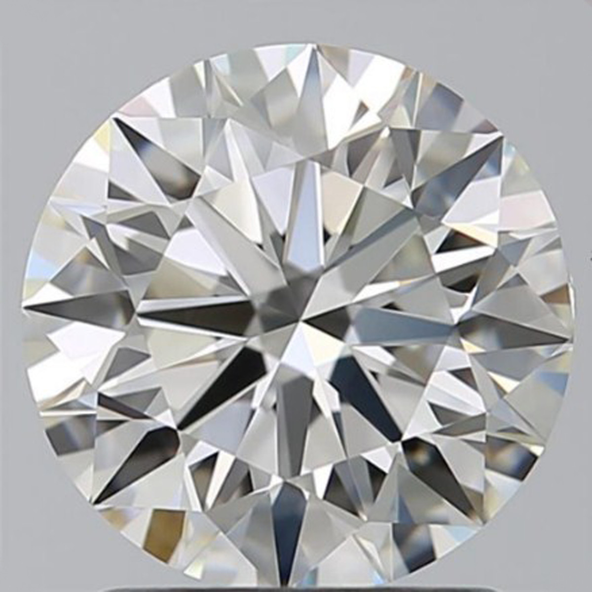 1.70 Carat Round Brilliant Diamond (H/VS1)