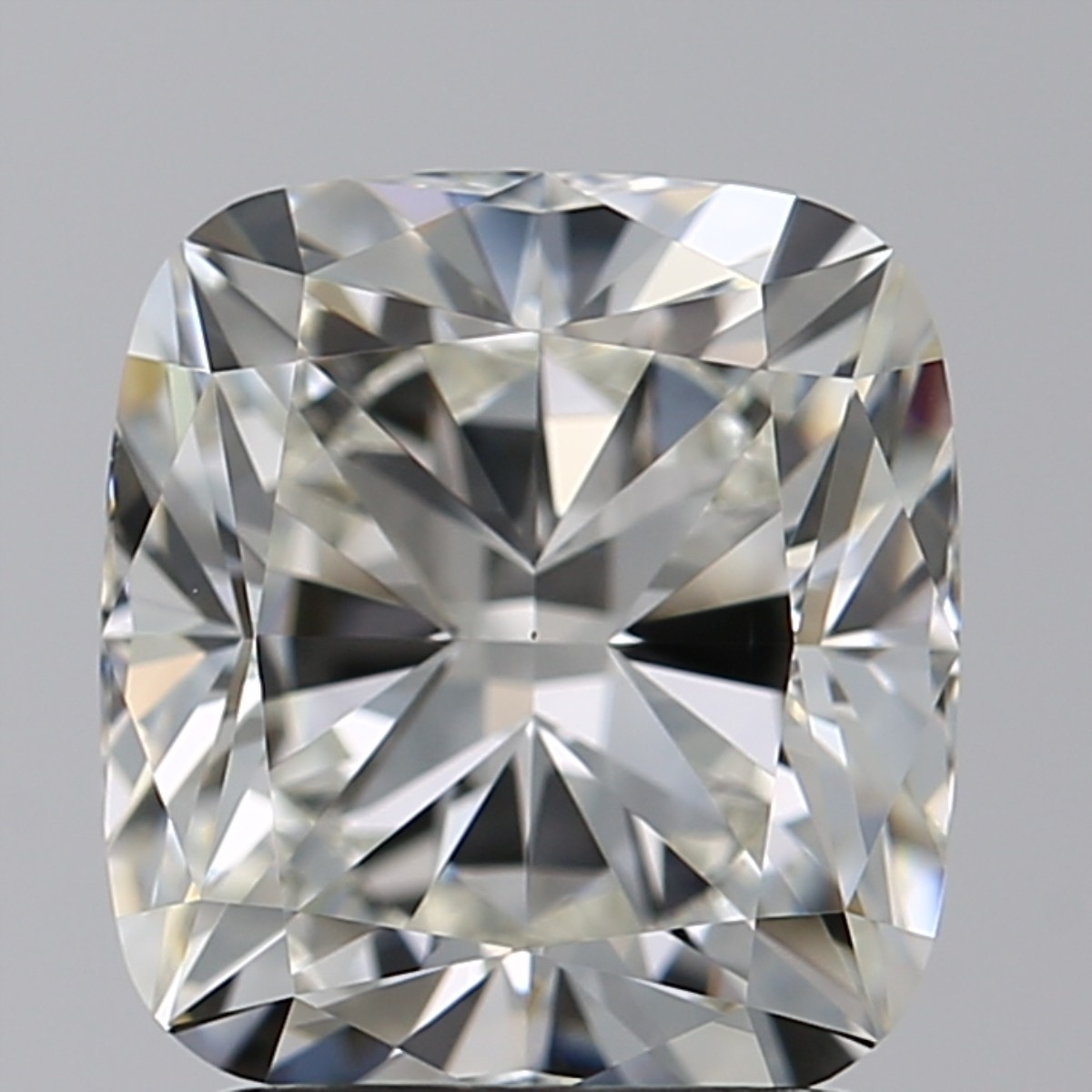 2.02 Carat Cushion Diamond (I/VS1)
