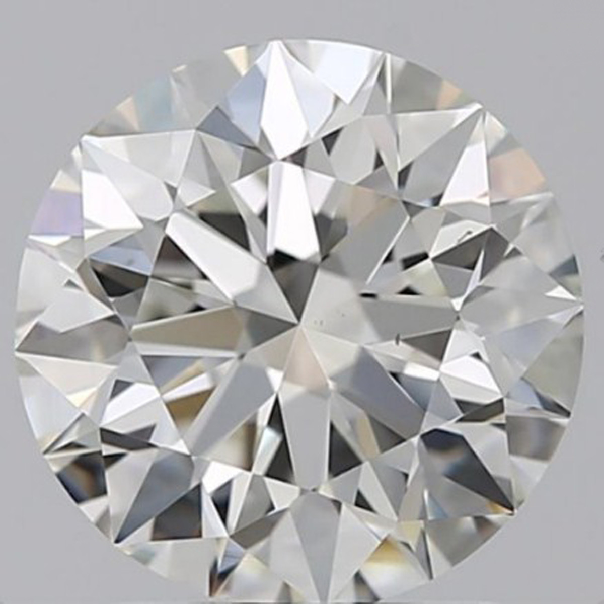 1.70 Carat Round Brilliant Diamond (I/VS2)