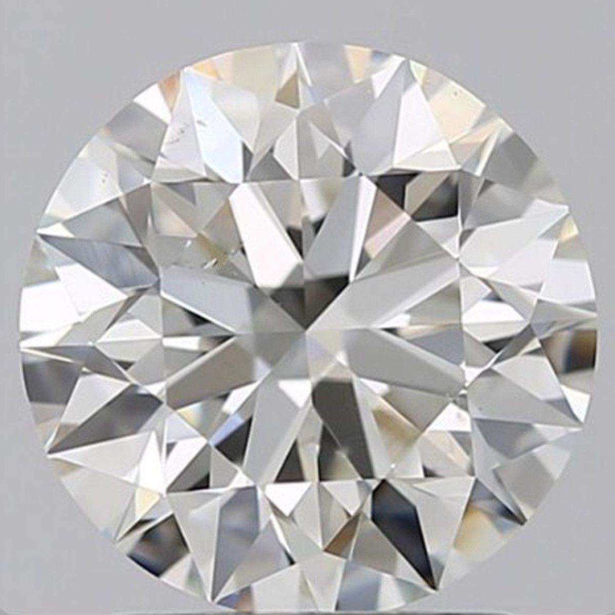1.65 Carat Round Brilliant Diamond (I/VS2)