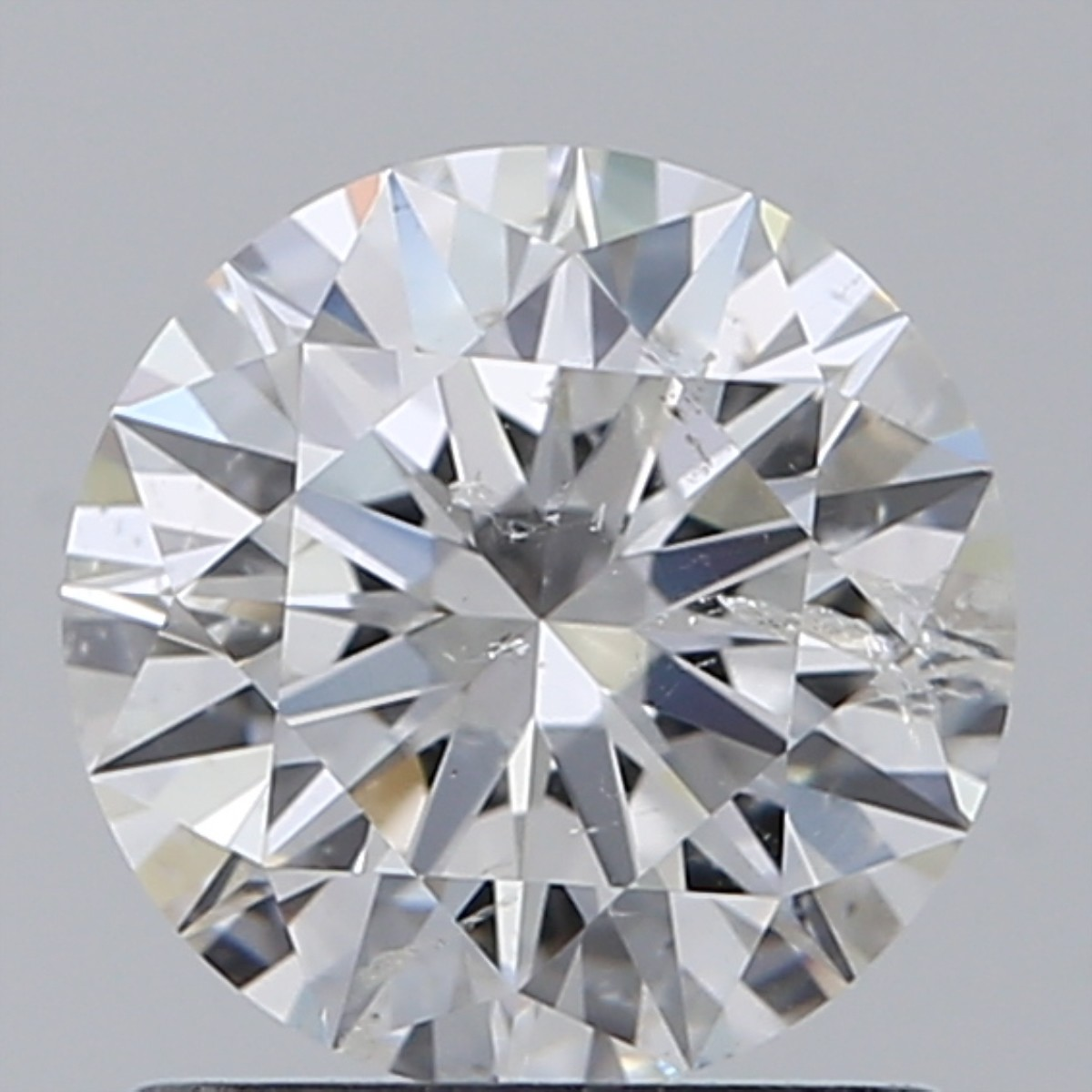 1.03 Carat Round Brilliant Diamond (F/SI2)