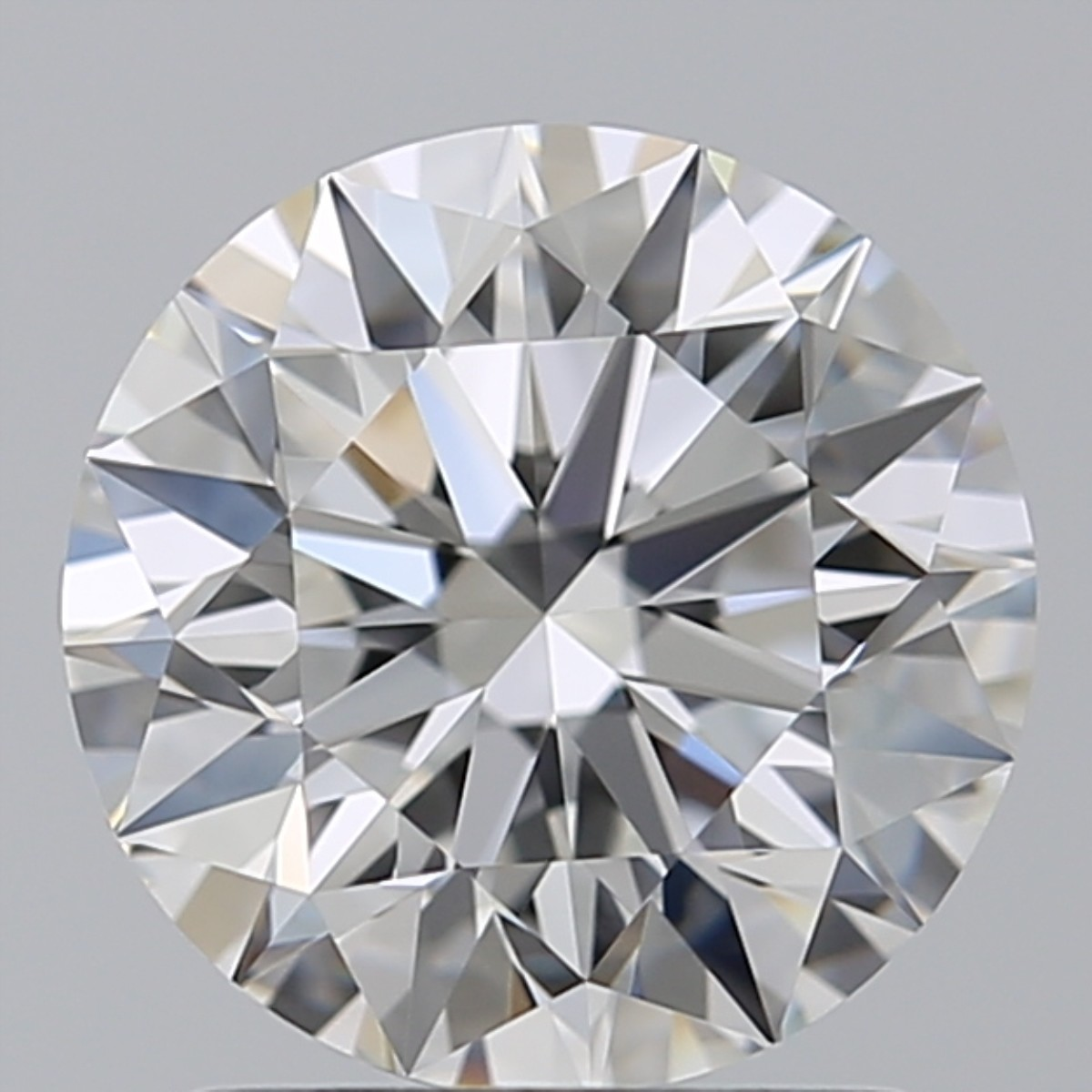 1.62 Carat Round Brilliant Diamond (F/VVS1)