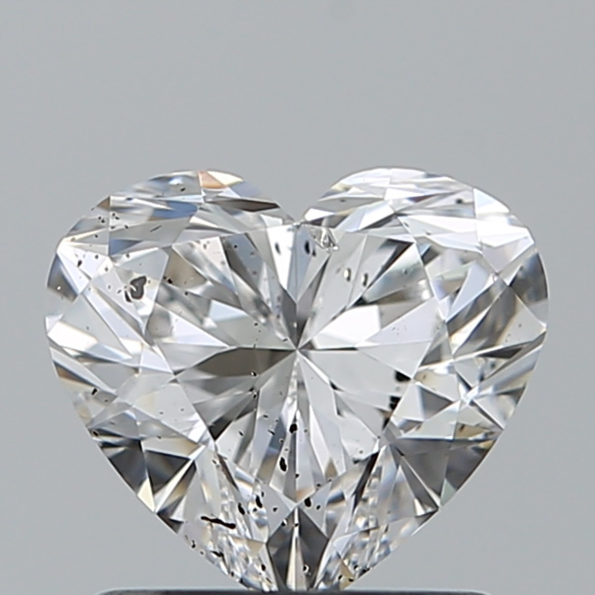 1.05 Carat Heart Diamond (E/SI2)