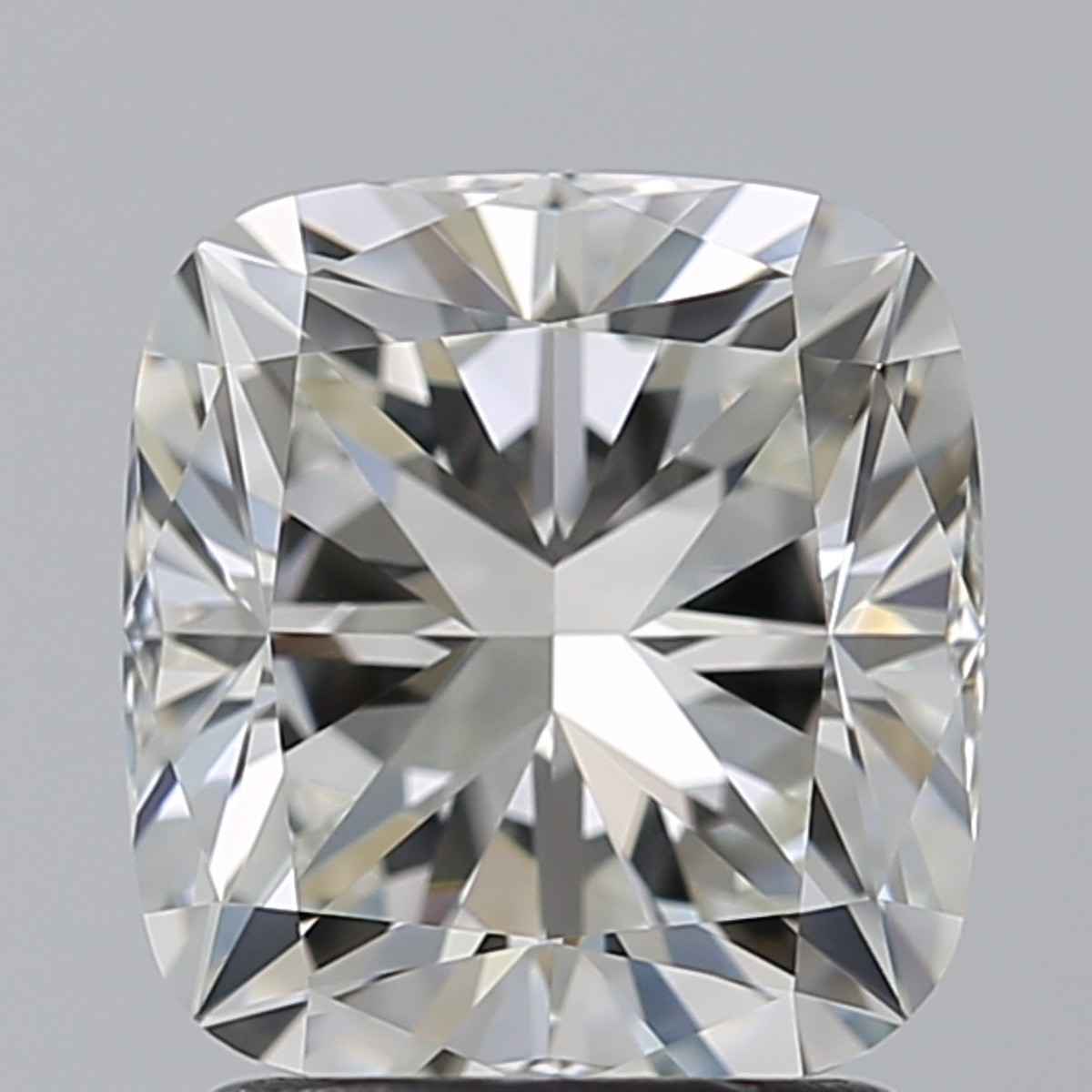 2.01 Carat Cushion Diamond (H/VVS2)