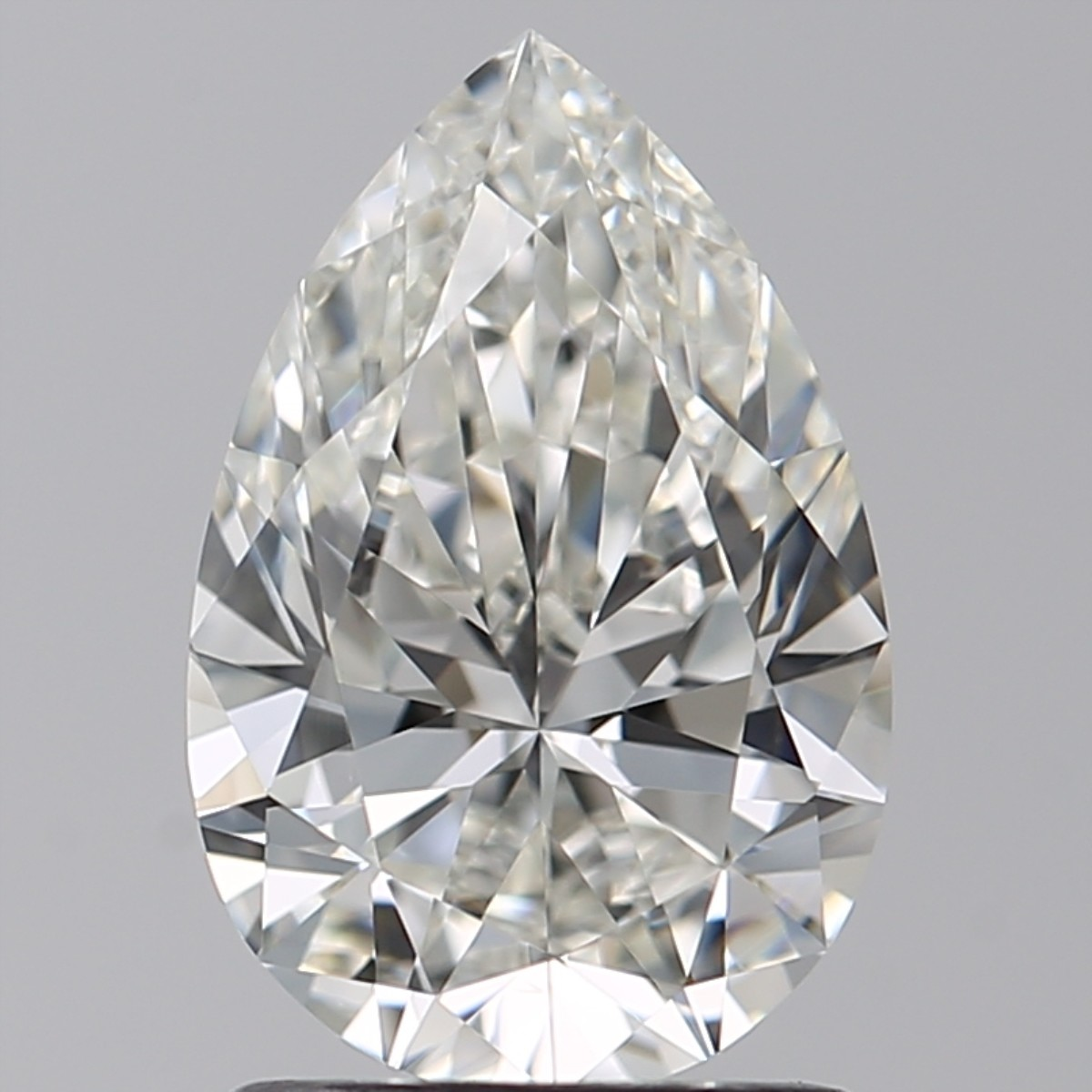 1.50 Carat Pear Diamond (H/VS2)