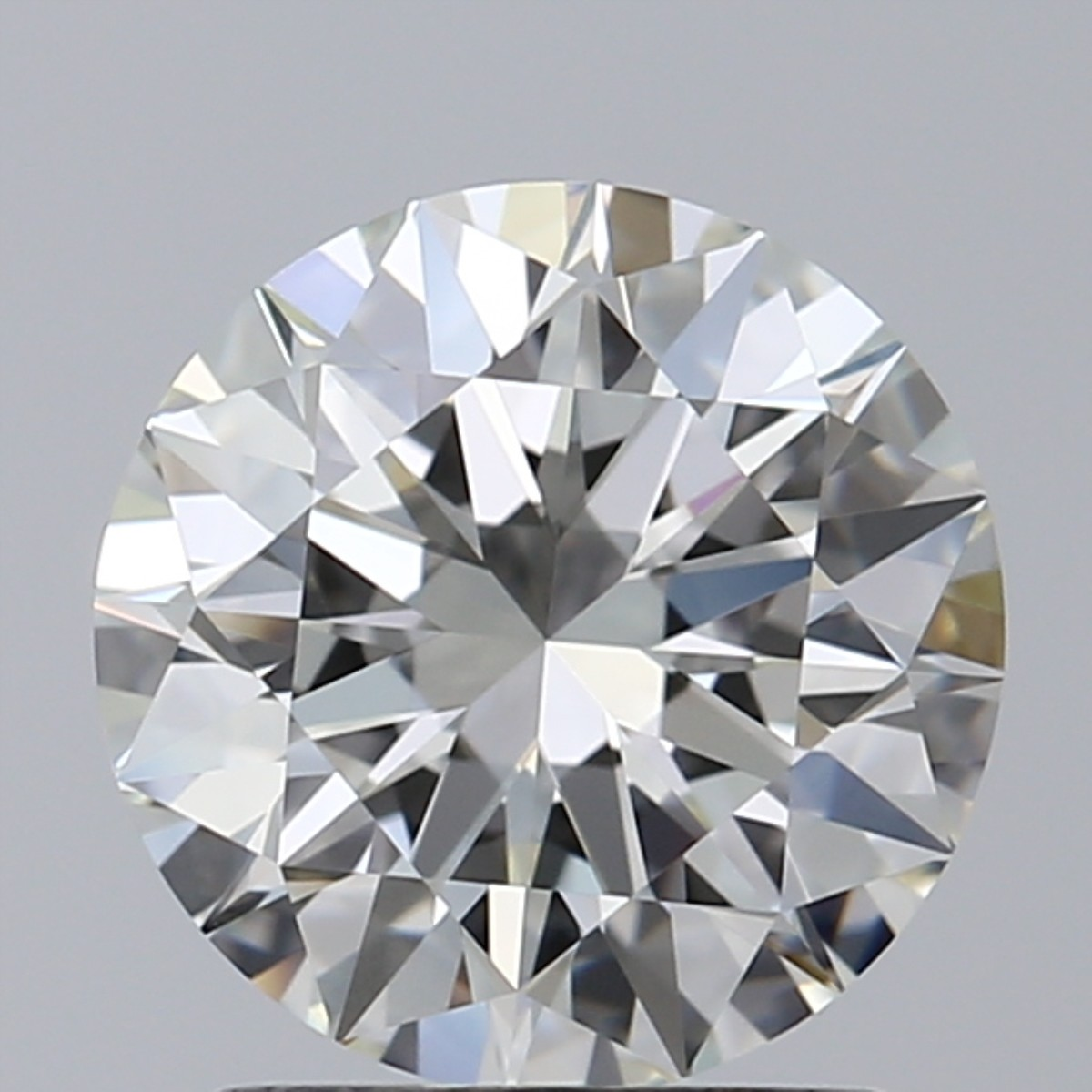 1.50 Carat Round Brilliant Diamond (I/VVS1)