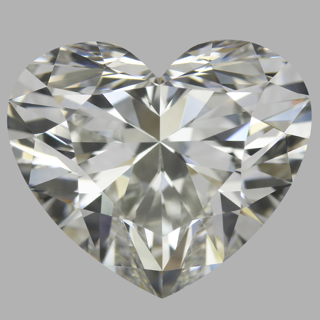 3.30 Carat Heart Diamond (I/IF)