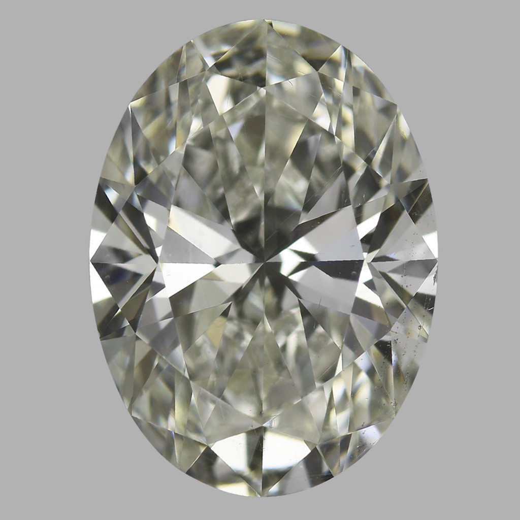 1.21 Carat Oval Diamond (J/SI1)