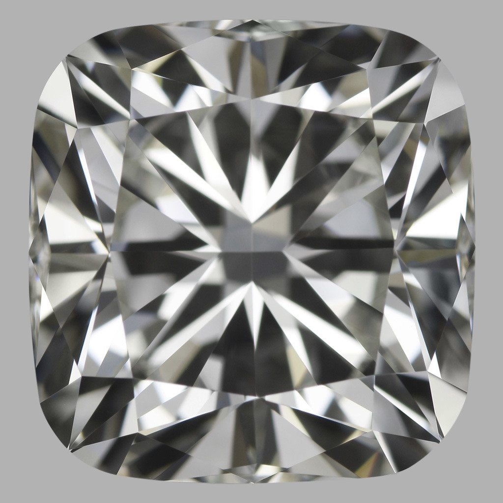 5.23 Carat Cushion Diamond (J/IF)
