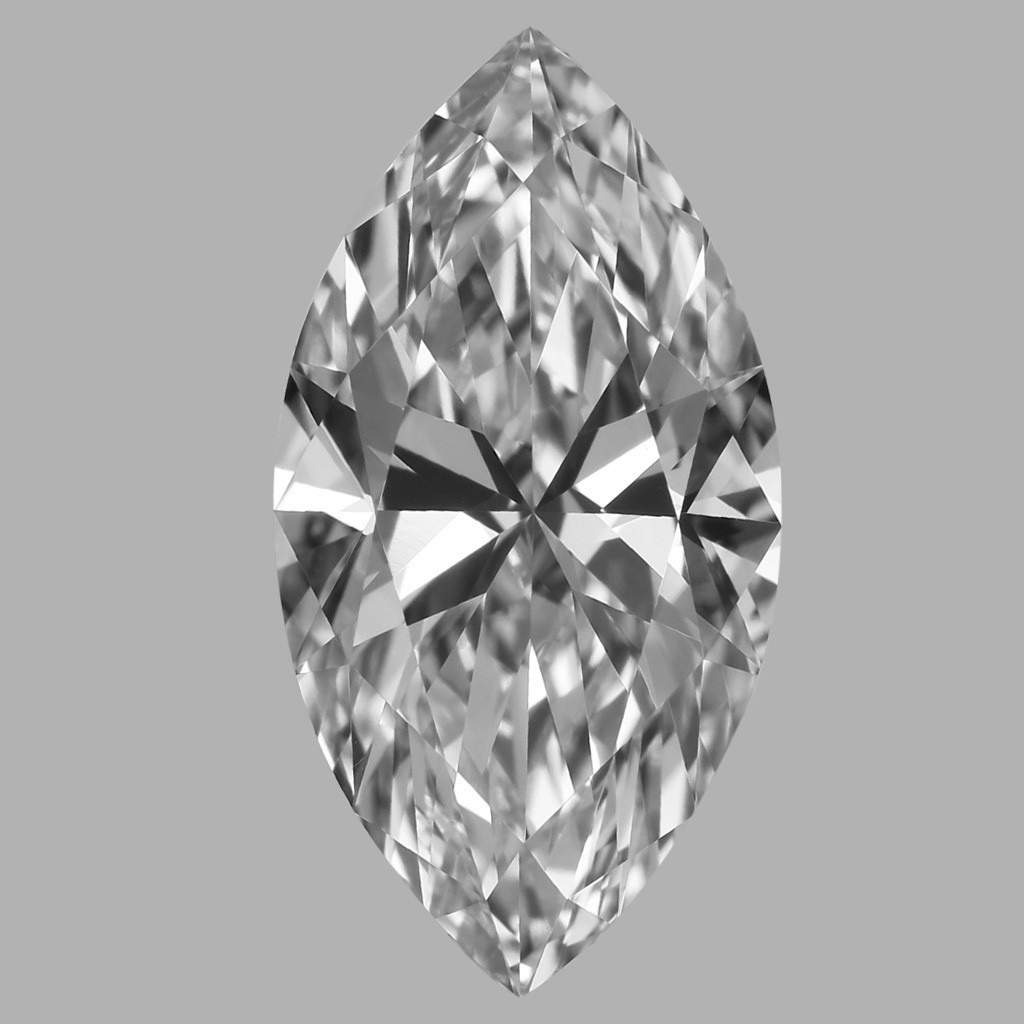 0.78 Carat Marquise Diamond (D/IF)