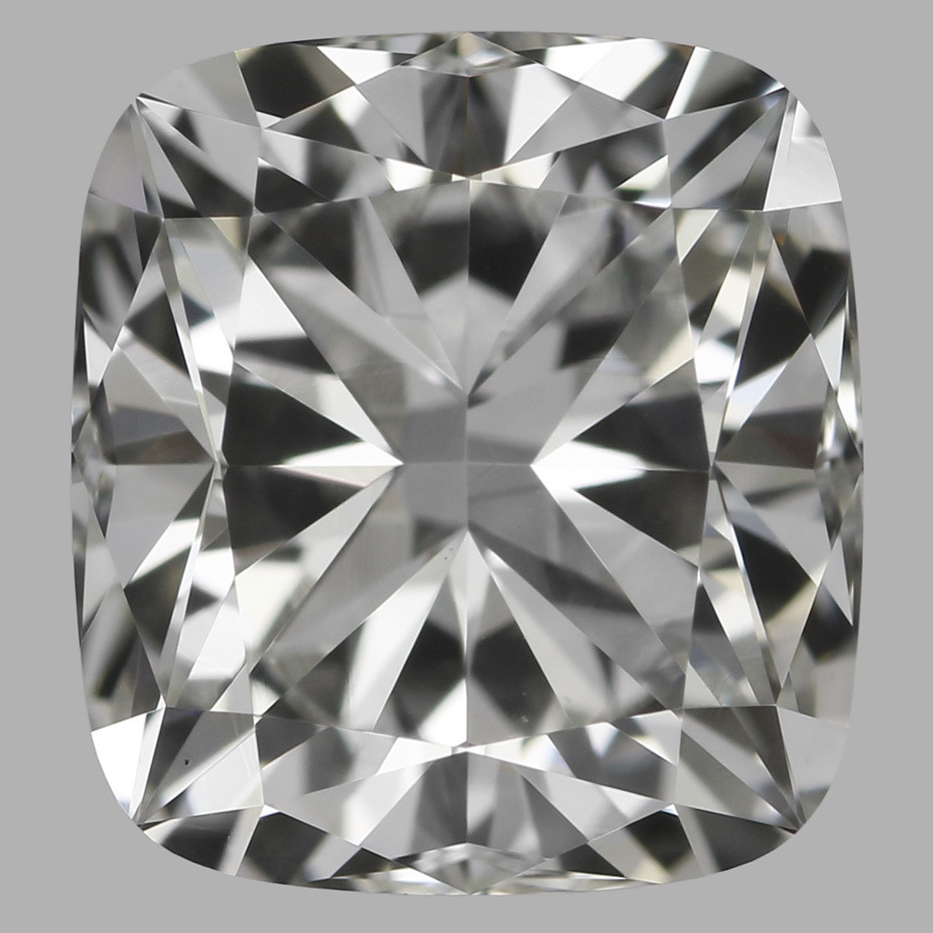 0.80 Carat Cushion Diamond (H/VS1)
