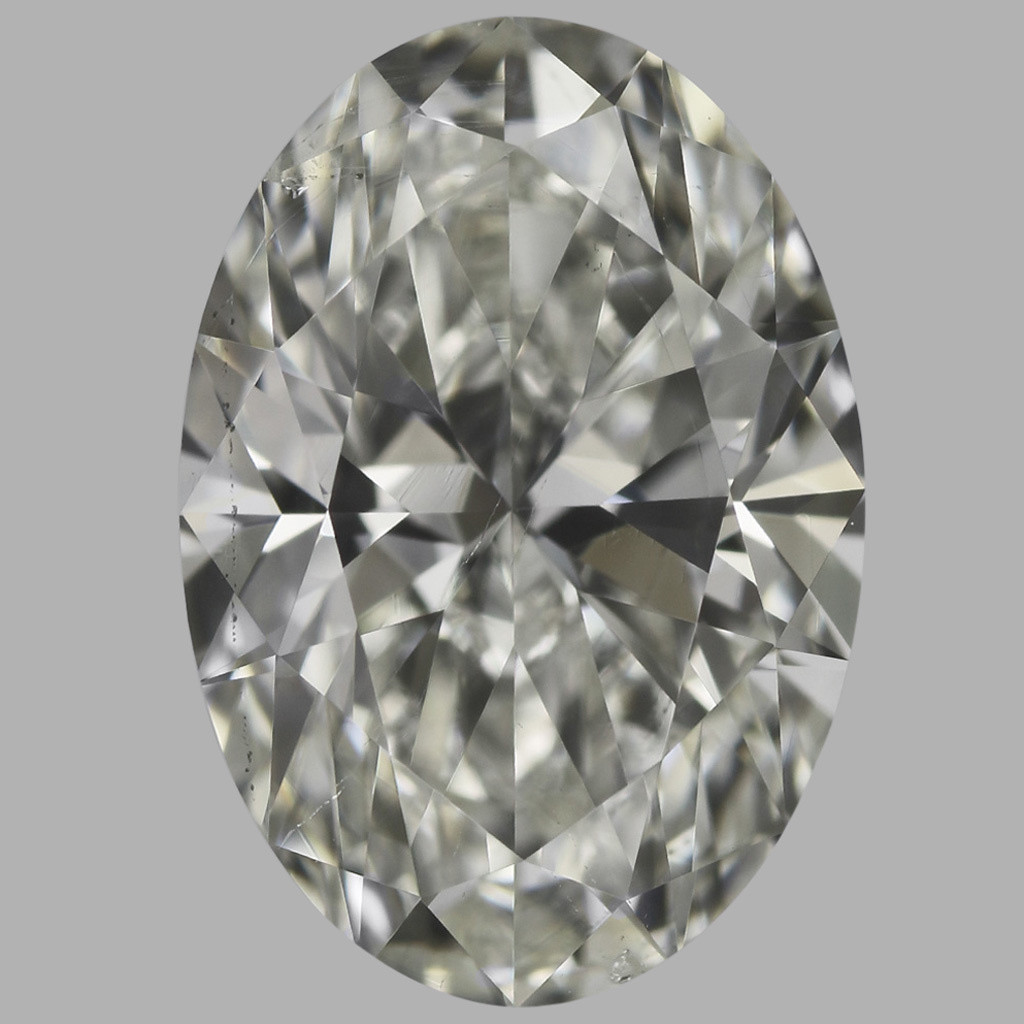 1.01 Carat Oval Diamond (J/SI1)